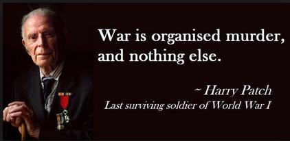 harry patch quote